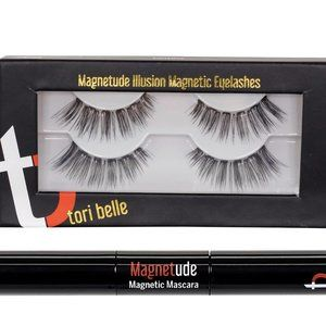 Fantasy Magnetic Eyelashes & Magnetic Mascara -NWT